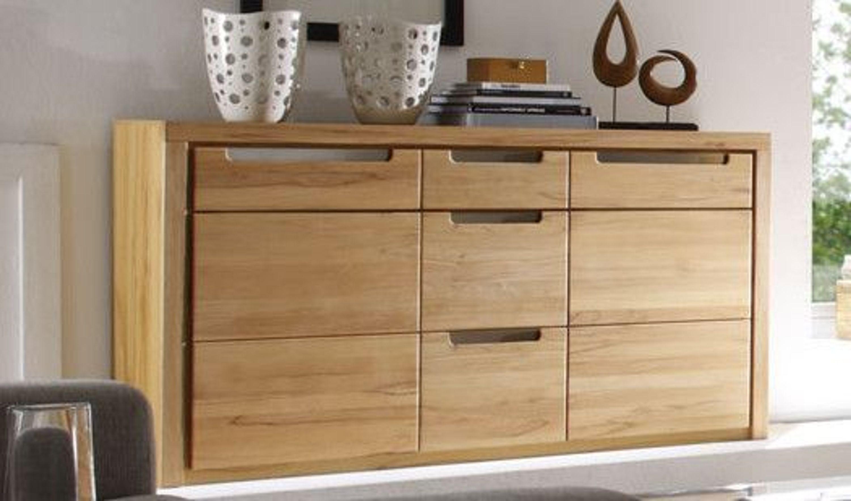 sideboard kommode zino kernbuche massiv kaufen bei. Black Bedroom Furniture Sets. Home Design Ideas