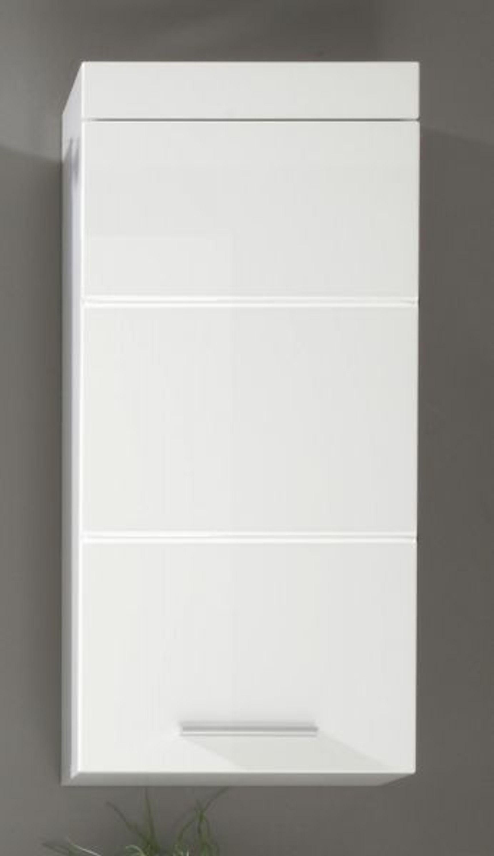 badezimmer h ngeschrank wandschrank amanda hochglanz wei tiefgezogen kaufen bei. Black Bedroom Furniture Sets. Home Design Ideas