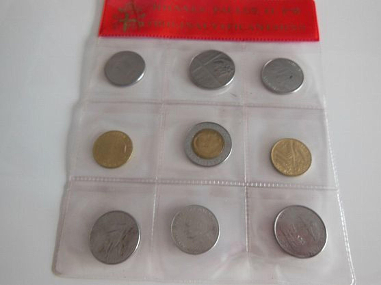 Johannes Paulus Ii Pm Orginal Vatikan Coins Kaufen Bei Hoodde