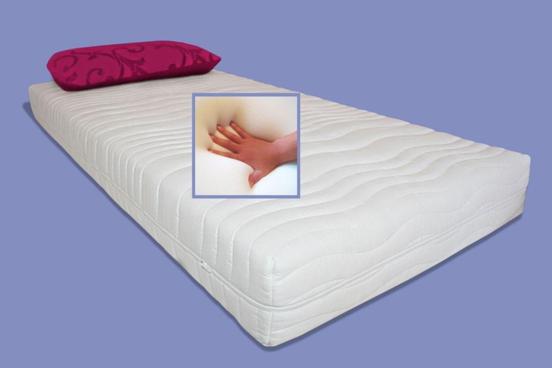 7 zonen gel gelschaum matratze h he 25 cm gelschaum kaltschaum 160 x 200 wasserbett kaufen bei. Black Bedroom Furniture Sets. Home Design Ideas