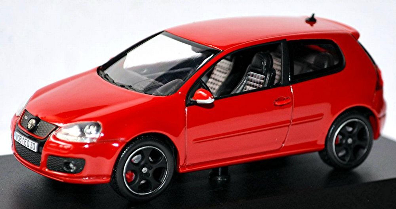 vw volkswagen golf 5 gti edition 30 2006 rot red 1 43. Black Bedroom Furniture Sets. Home Design Ideas