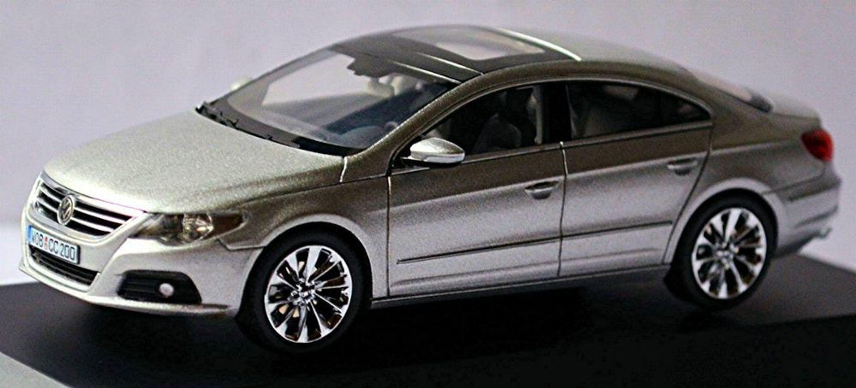 vw volkswagen passat cc typ 35 coupe 2008 12 silber silver metallic 1 43 kaufen bei. Black Bedroom Furniture Sets. Home Design Ideas