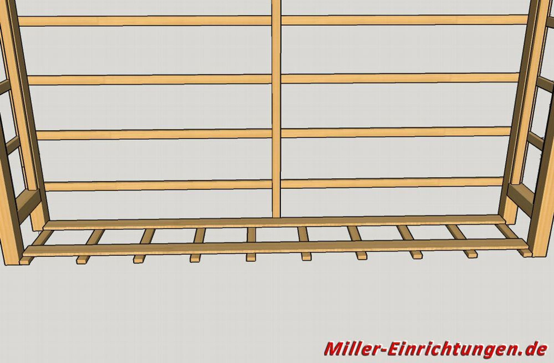 massives brennholzregal kaminholzregal unterstand aus holz f r brennholz kaufen bei. Black Bedroom Furniture Sets. Home Design Ideas
