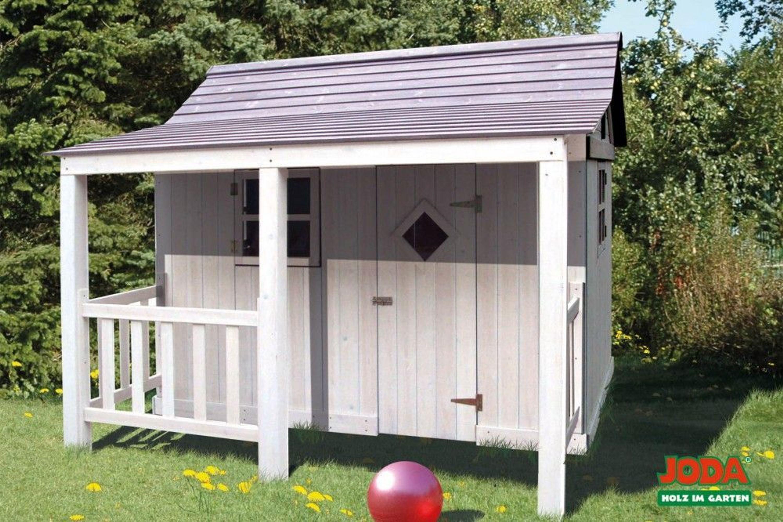 kinderspielhaus ida kinder spielhaus holzhaus gartenhaus. Black Bedroom Furniture Sets. Home Design Ideas