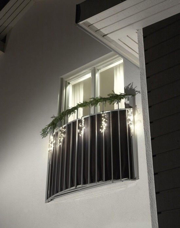 konstsmide micro led vorhang cluster innen au en lichterkette weihnachten kaufen bei. Black Bedroom Furniture Sets. Home Design Ideas