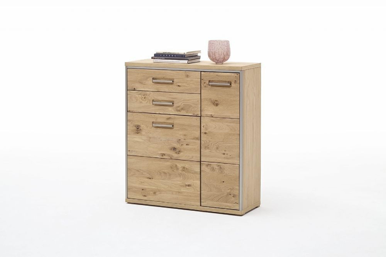 schuhschrank yivie 2 t rig in asteiche bianco massiv. Black Bedroom Furniture Sets. Home Design Ideas