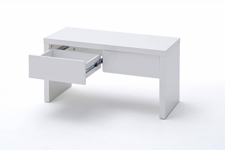 sitzbank aila in wei hochglanz kaufen bei. Black Bedroom Furniture Sets. Home Design Ideas