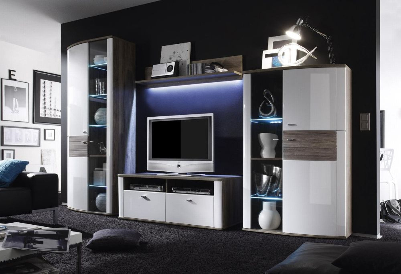 wandboard malee 125 cm sonoma eiche kaufen bei. Black Bedroom Furniture Sets. Home Design Ideas