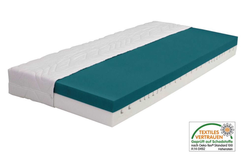 gel gelschaum matratze 140 x 200 mit 8 cm gel schlafen. Black Bedroom Furniture Sets. Home Design Ideas