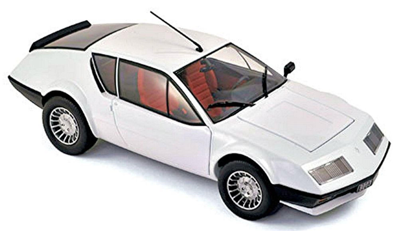renault alpine a310 v6 facelift 1981 85 wei white 1 18 ebay. Black Bedroom Furniture Sets. Home Design Ideas