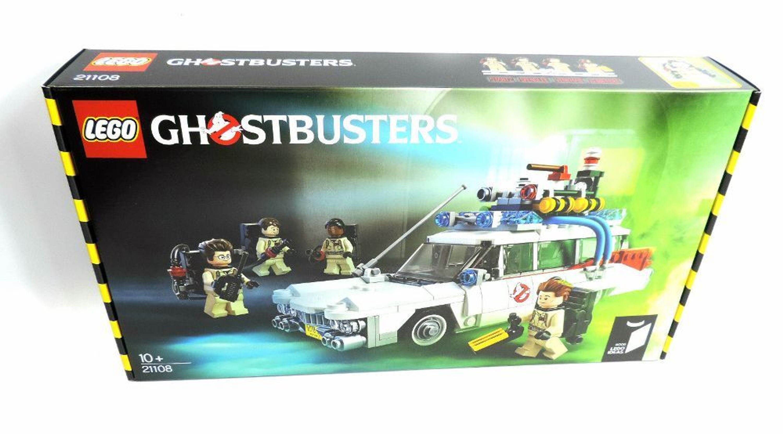 lego 21108 set ghostbusters ecto 1 inkl 4 minifiguren kaufen bei. Black Bedroom Furniture Sets. Home Design Ideas