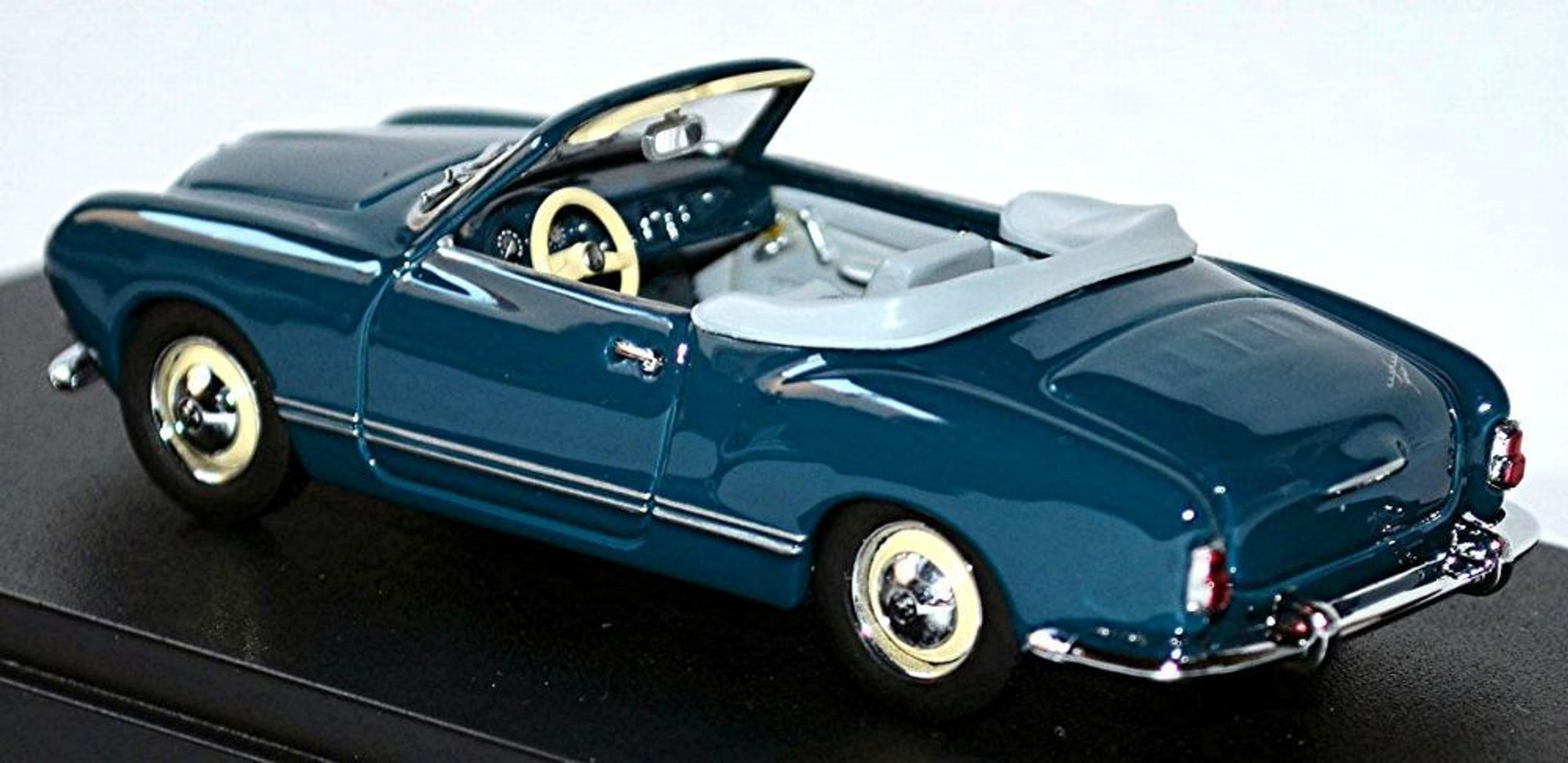 vw volkswagen karmann ghia cabrio convertible typ 14 1955. Black Bedroom Furniture Sets. Home Design Ideas