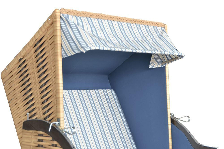 dekovries strandkorb trend 10 pe nature dessin 704 kaufen bei. Black Bedroom Furniture Sets. Home Design Ideas