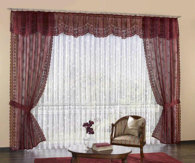 store weiss gardine vorhang h 225cm breite 750cm langstore kaufen bei. Black Bedroom Furniture Sets. Home Design Ideas
