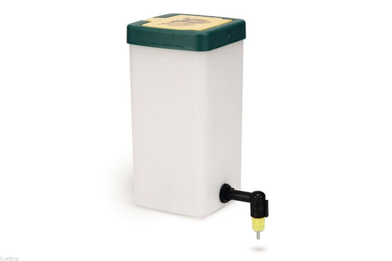 Kükentränke Nippeltränke 1 Liter ( 1000ml ) Trinkflasche für Küken ...