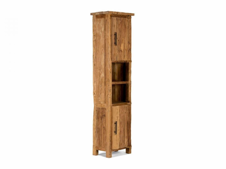 badm bel hochschrank massiv holz m bel teak badschrank neu tenaga kaufen bei. Black Bedroom Furniture Sets. Home Design Ideas