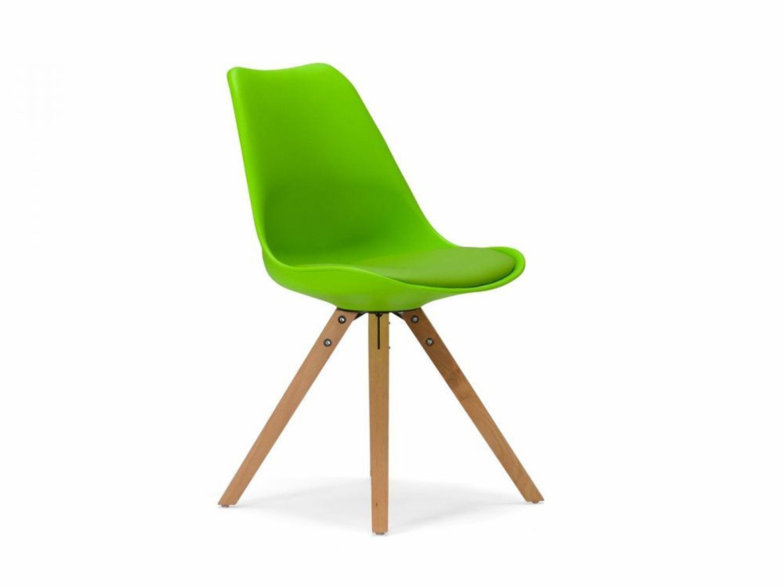 stuhl kunststoff gr n retro design stuhl esszimmerstuhl. Black Bedroom Furniture Sets. Home Design Ideas