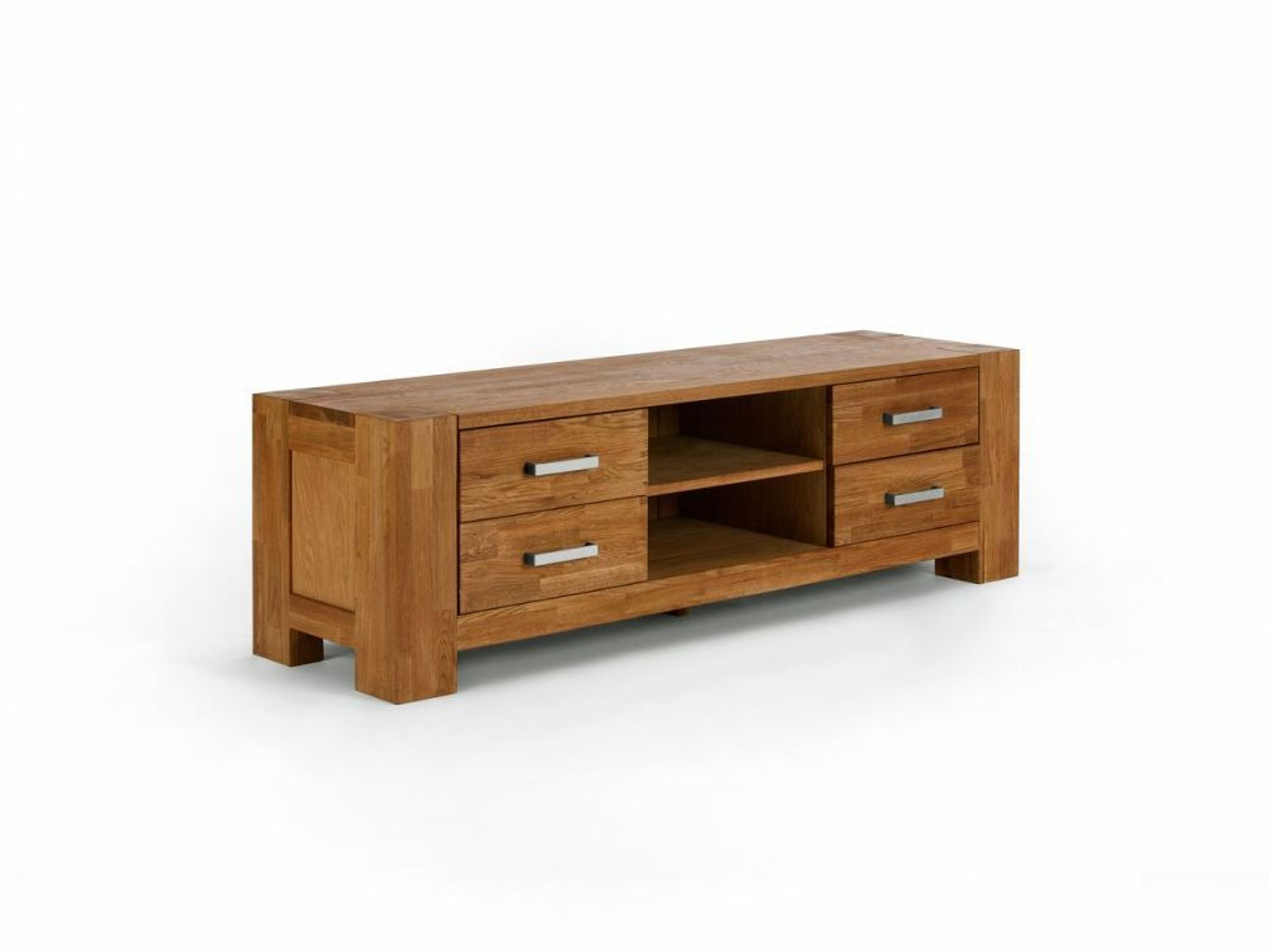 lowboard tv bank eiche 150cm holz m bel tv m bel neu thanatos kaufen bei. Black Bedroom Furniture Sets. Home Design Ideas