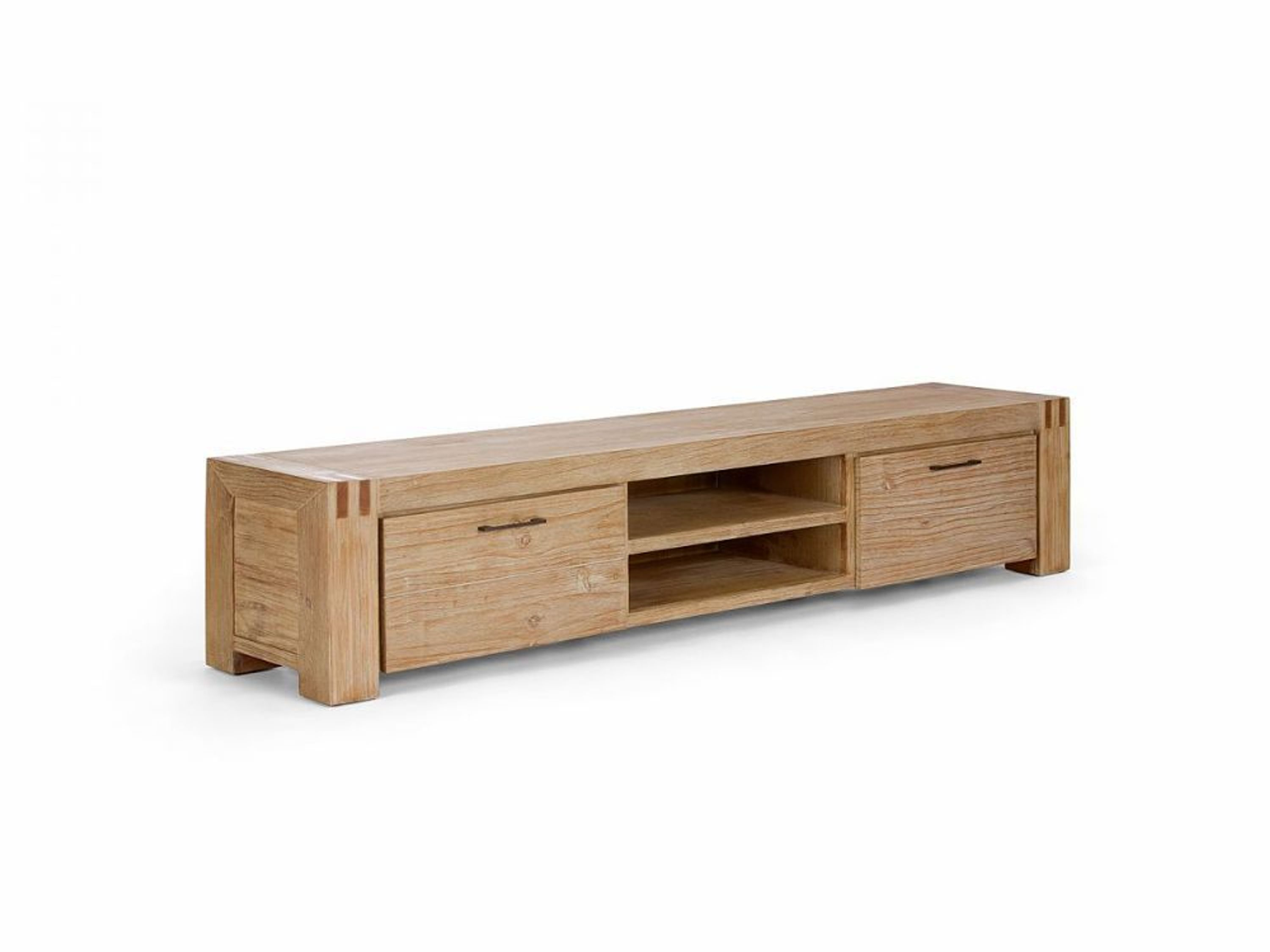 lowboard tv schrank massivholz pinie 228cm tv bank aus holz neu cary kaufen bei. Black Bedroom Furniture Sets. Home Design Ideas