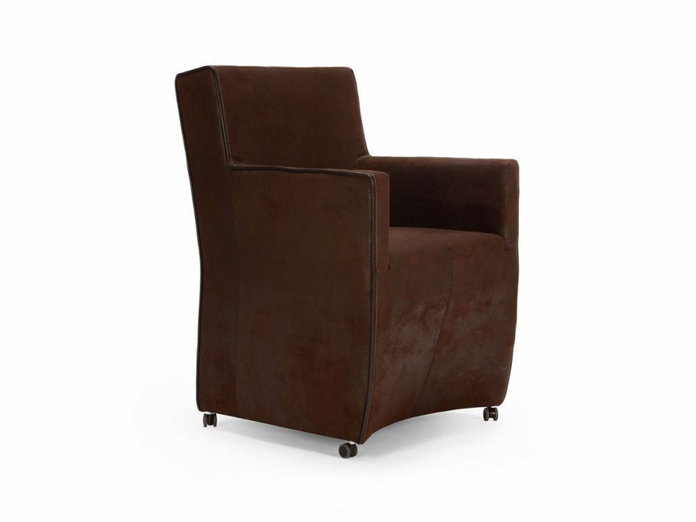 esszimmerstuhl armlehnenstuhl kunstleder antik braun mit. Black Bedroom Furniture Sets. Home Design Ideas