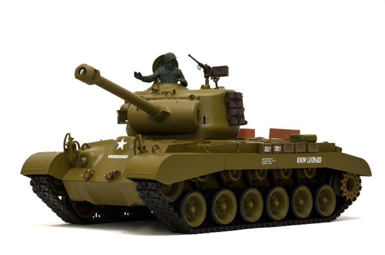rc panzer snow leopard heng long 1 16 mit schussfunktion kaufen bei. Black Bedroom Furniture Sets. Home Design Ideas