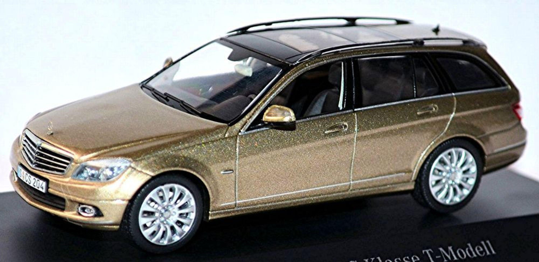 Mercedes benz c class t model s204 2007 14 sand beige for Mercedes benz c class t model