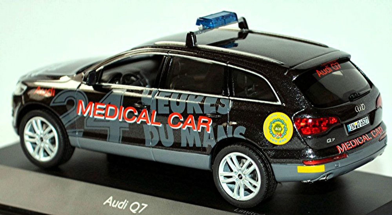 audi q7 le mans 2006 medical car 1 43 schuco ebay. Black Bedroom Furniture Sets. Home Design Ideas