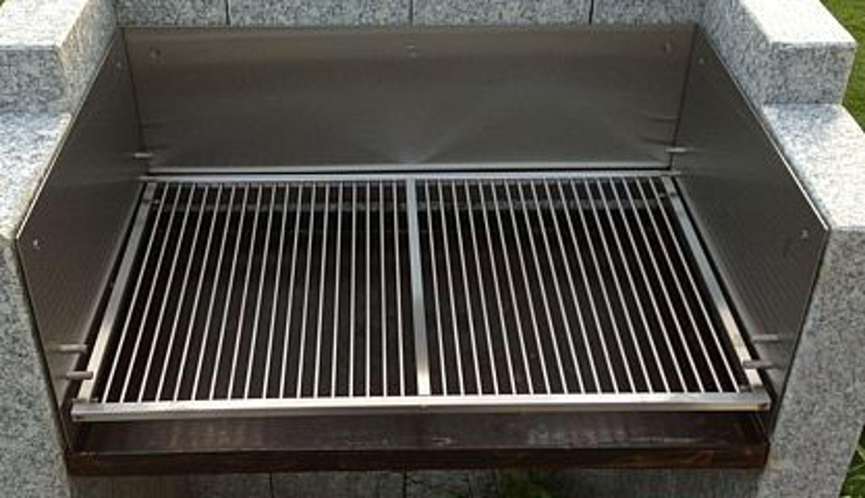 edelstahl grillrost grill rost ma ma anfertigung zerlegbar reinigung leicht gemacht kaufen bei. Black Bedroom Furniture Sets. Home Design Ideas