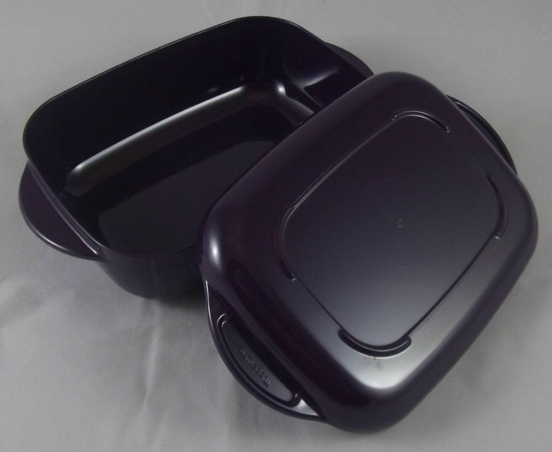 tupperware i 16 micro plus microwave 200 kasserolle 500 ml 0 5 l rechteckig lila neu kaufen bei. Black Bedroom Furniture Sets. Home Design Ideas