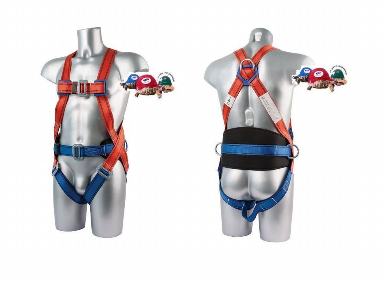 Klettergurt Ganzkörper : 3 punkt auffanggurt fallschutz absturzsicherung klettergurt