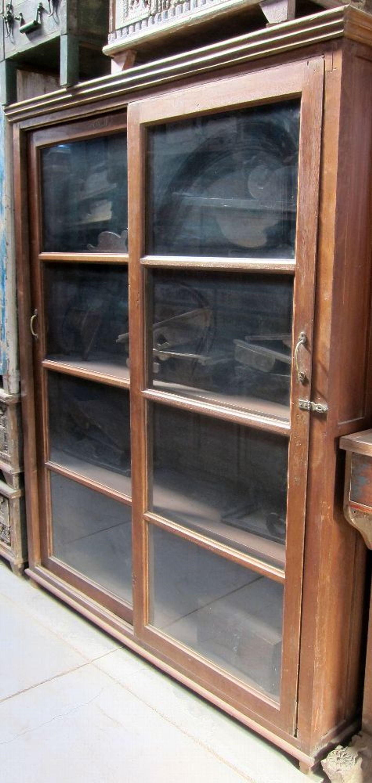 kuchenschrank xxl : Glasschrank, Glasvitrine, K?chenschrank kaufen bei Hood.de