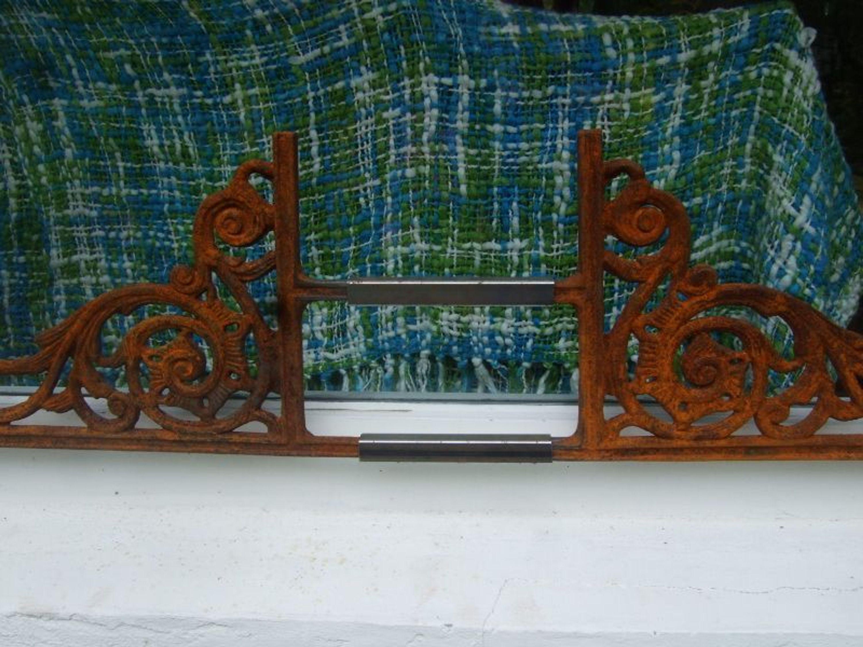 blumenkastenhalter jahrhundertwende antik halterung f r blumenk sten br 73 cm kaufen bei. Black Bedroom Furniture Sets. Home Design Ideas