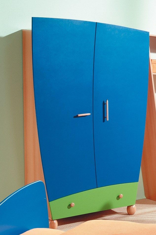 kleiderschrank fantasia bunt pastell kaufen bei. Black Bedroom Furniture Sets. Home Design Ideas