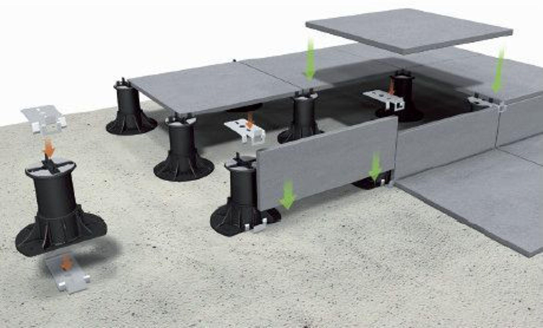 stufen clip oben f r se und nm stelzlager kaufen bei. Black Bedroom Furniture Sets. Home Design Ideas