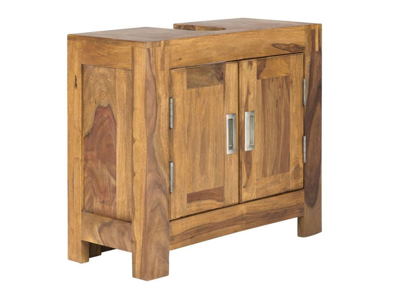 badm bel waschbeckenunterschrank badschrank massiv holz m bel neu torino kaufen bei. Black Bedroom Furniture Sets. Home Design Ideas