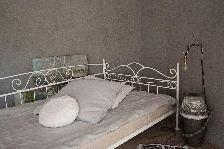 vintage trend sofa bett 120x200 in weiss ecru oder schwarz inkl lattenrost kaufen bei. Black Bedroom Furniture Sets. Home Design Ideas