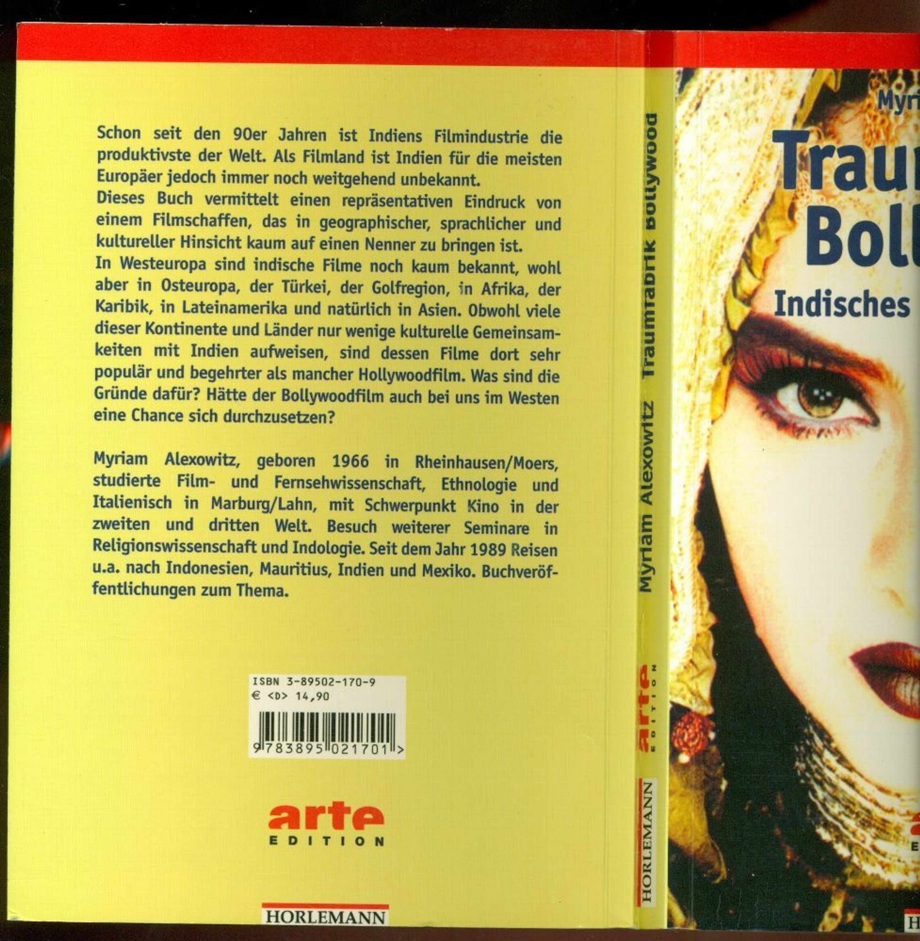 Traumfabrik Bollywood / Indisches Mainstream-Kino --Alexowitz ...
