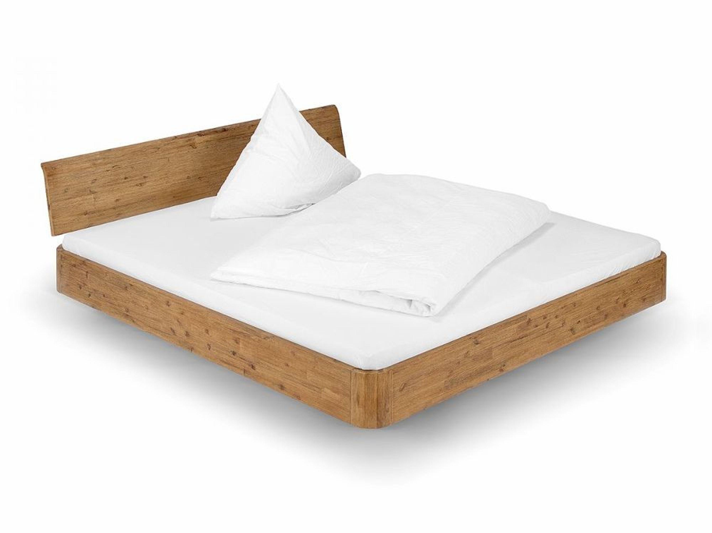 bett holz akazie doppelbett ehebett 180x200 m bel schlafen. Black Bedroom Furniture Sets. Home Design Ideas