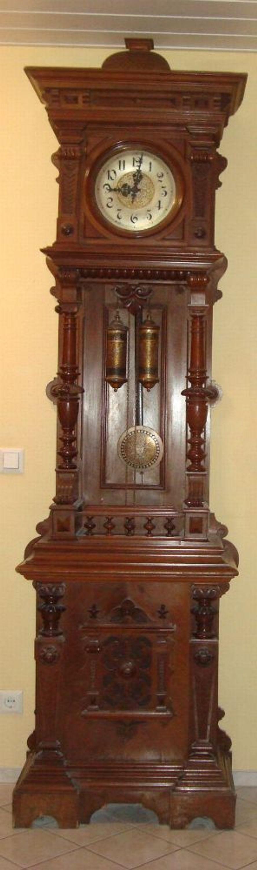 antike standuhr 1906 gustav becker freiburg schlesien kaufen bei. Black Bedroom Furniture Sets. Home Design Ideas