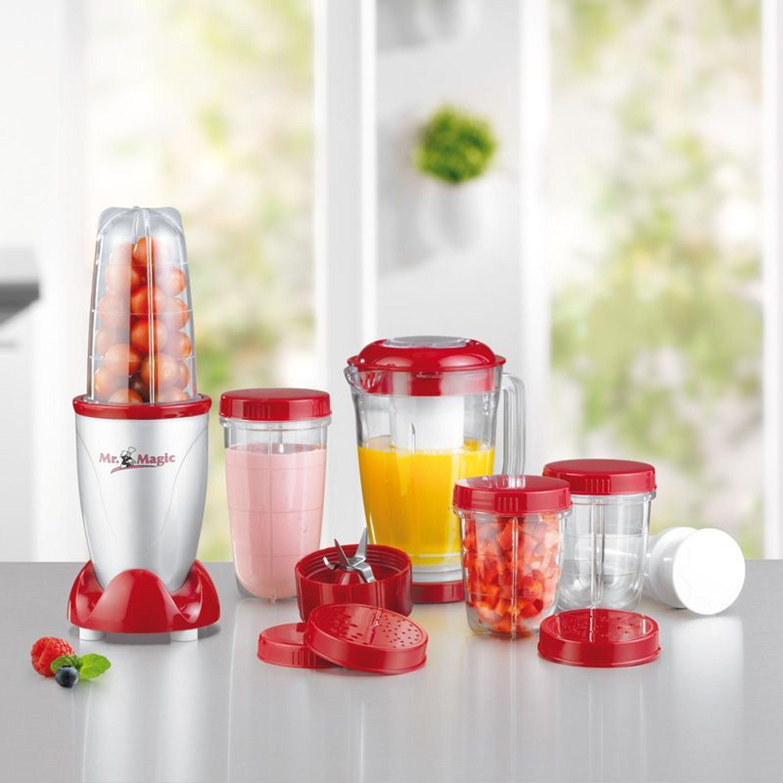 mr magic standmixer mixer pürierer smoothie maker obst  ~ Entsafter Oder Smoothie Maker
