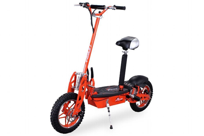 elektro roller scooter e flux vision 1000 watt. Black Bedroom Furniture Sets. Home Design Ideas