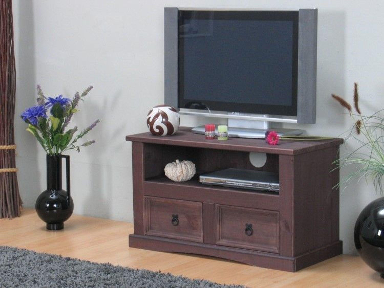 tv hifi tisch new mexiko mexico 2 schubladen. Black Bedroom Furniture Sets. Home Design Ideas