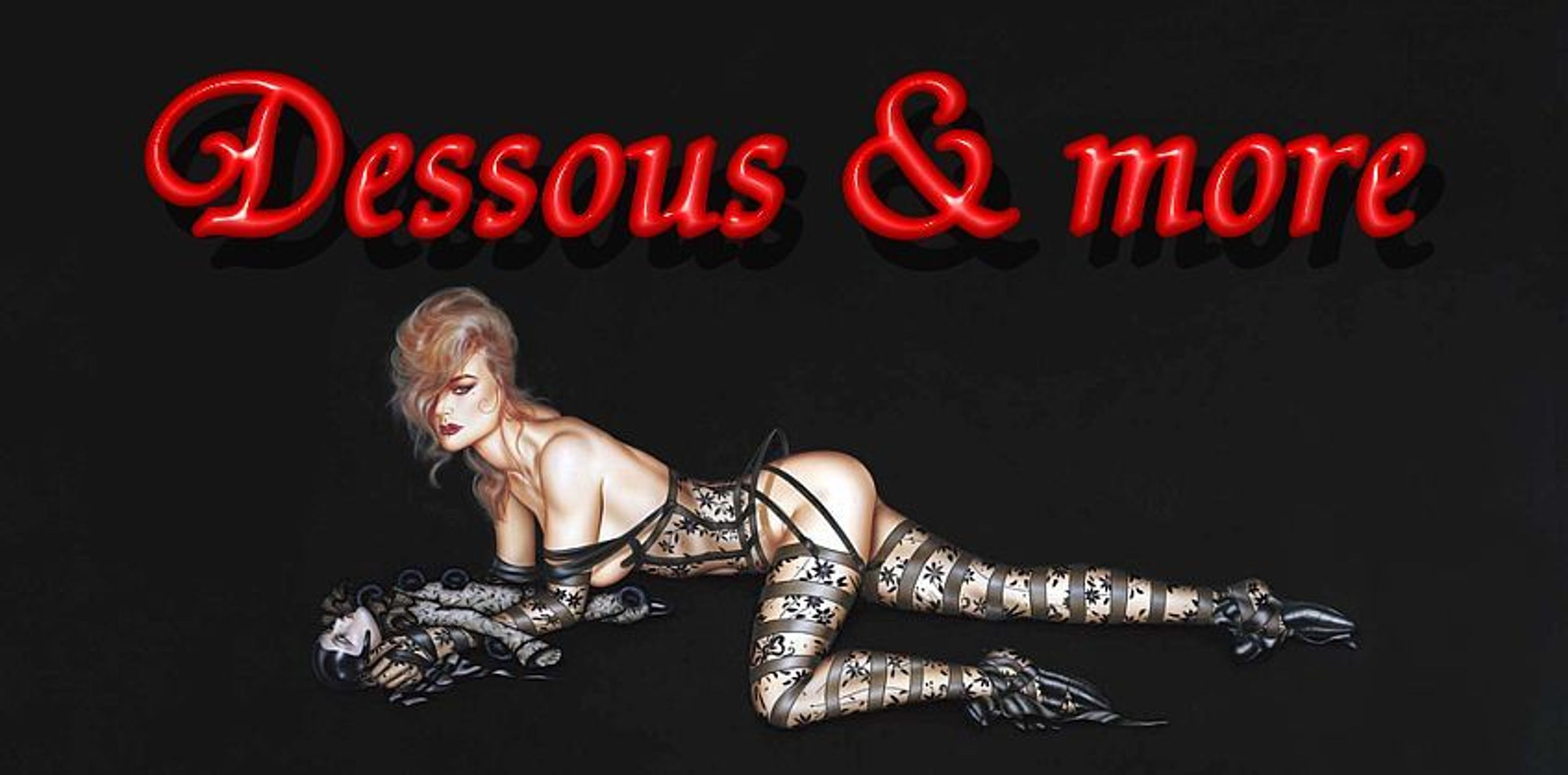 Zum Shop: Dessous and more