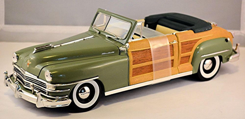Chrysler Windsor Town Country Cabriolet 1948 Gr N 1 18
