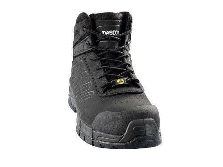 sneakers for cheap 0e1ac 966df Mascot Arbeitsschuhe Trivor Gr.45 Sicherheitsstiefel S3 Schwarz