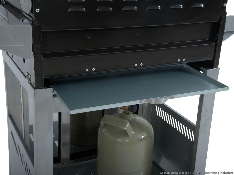 Gasflasche Für Gasgrill Lagern : Coobinox edelstahl gasgrill brenner smart grill griller gasgrill