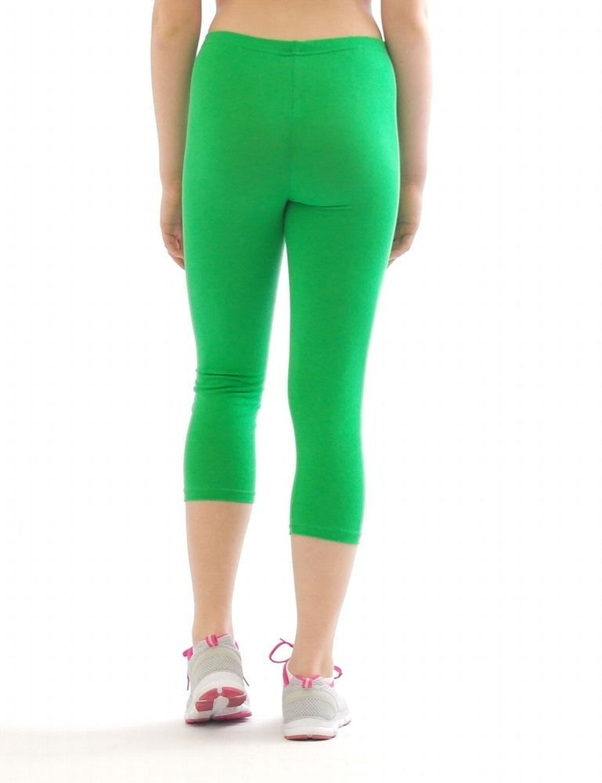 geeignet für Männer/Frauen Qualität zuerst 100% original Capri 3/4 Leggings LOVE Fitness Schrift Druck Baumwolle kurze Leggins Sport  Hose