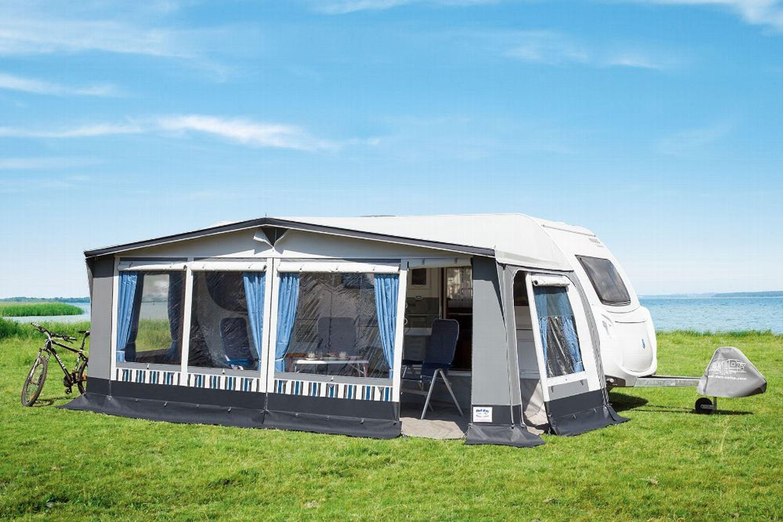wohnwagen vorzelt california 270 pvc kaufen bei. Black Bedroom Furniture Sets. Home Design Ideas