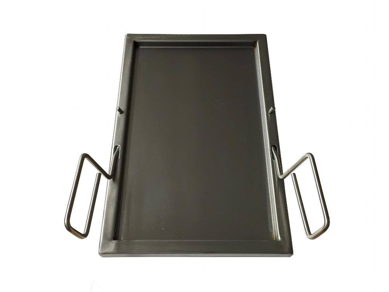 Edelstahl Grillplatte Für Gasgrill : Teppanyaki grillplatte wanne grillwanne edelstahl gasgrill griller