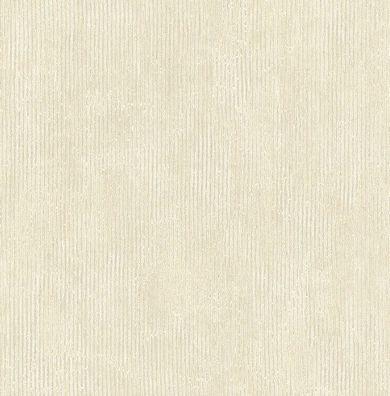 VLIES Streifen Braun Makeup Seidenschimmer Designtapete Tapete Creme